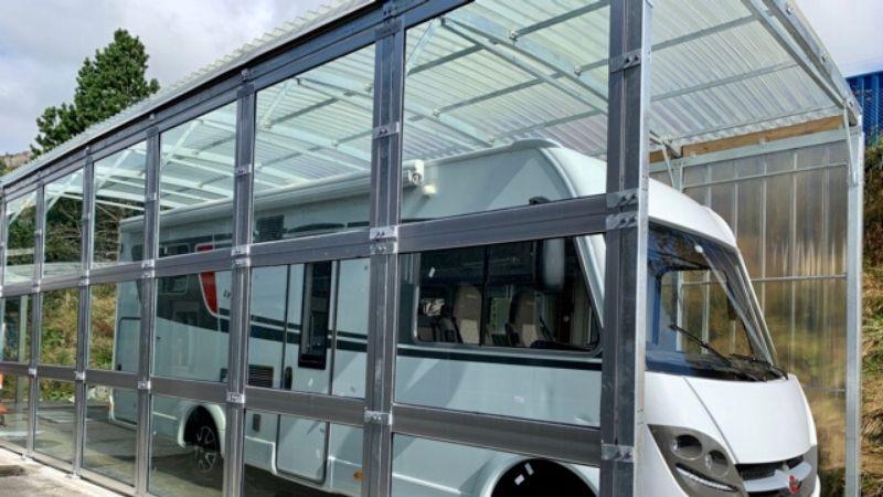 Garasje til bobil – Storbilgarasjer for Bobil og Caravan